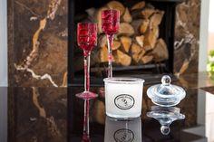 Bonbonnieres - nowa kolekcja świec w ozdobnych, szklanych słojach...