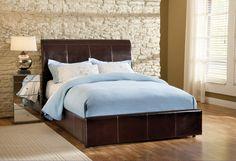 Marmel King Bed Set W/Rails 1533BKR