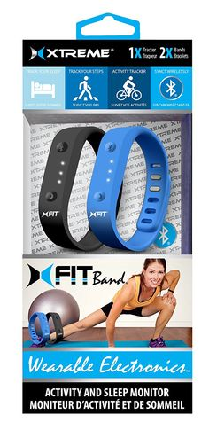 XFIT BAND FITNESS TRACKER >>> Click image to review more details.