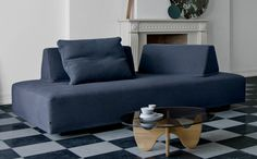 New Eilersen Sofas Available for One Week Delivery in the Bay Area - Mscape Modern Interiors Entryway Furniture, City Furniture, Modern Interior, Interior Design, Cushion Filling, Apartment Living, Living Room Designs, Sofas, Love Seat