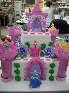 Ultimate Princess Cake