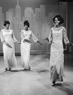 The Supremes  Played it lots and played it loud - still great when I'm cleaning house!