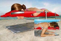 Vega Plus Beach Chaise