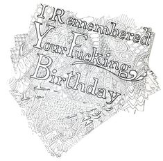pinmuse printables on adult coloring pages at coloringgarden  happy birthday coloring