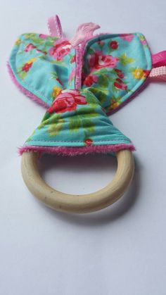Organic Baby Teething Ring by BabyBunniesBoutique on Etsy Baby Teething, Organic Baby, Baby Gifts, Baby Shoes, Gift Ideas, Ring, Trending Outfits, Unique Jewelry, Handmade Gifts