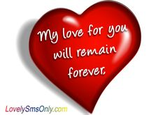 My Love For You #quotes #love