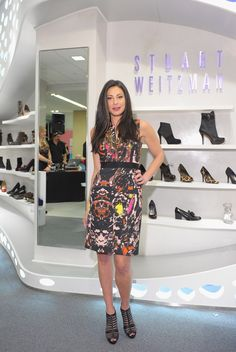 Stacy London - Stacy London Hosts Grand Opening Of The Stuart Weitzman Boutique At Bloomingdales, NYC