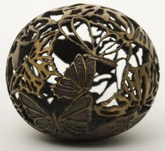 *Gourd Art by Bill and Sharon Froehlich