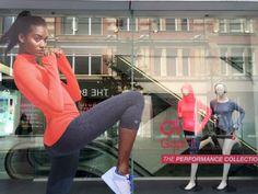 Activewear merchandising analysis: London