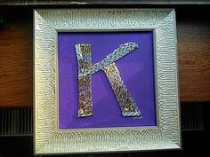 Obrazy - K - monogram - 6137620_