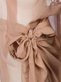 Damir Doma overlap tie dress detail