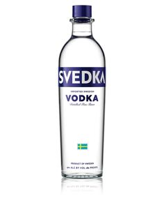 SVEDKA Takes Title of Top Imported Vodka in the U.S.