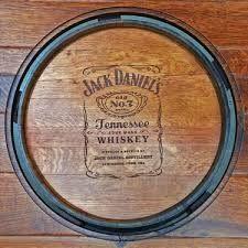 Jack Daniels Barrel Pub Table