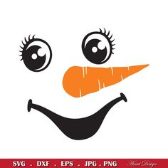 Snowman Face Smile SVG Christmas Svg Snowman Face Svg Snowman Svg Clipart Svg Winter Svg Designs Svg Svg Files For Cricut Silhouette - Kind Shirt - Ideas of Kind Shirt - Snowman Crafts, Christmas Projects, Holiday Crafts, Christmas Templates, Christmas Ideas, Christmas Vinyl, Christmas Snowman, Christmas Clipart, Face Template