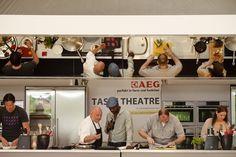 Ramon Beuk en The Harbour Club chef Mark Vaessen in actie!