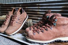 New Balance and Danner shine a light on American craftsmanship with their second collaboration.