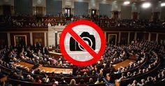 Republicans Propose $2500 Fine for Photography on House Floor