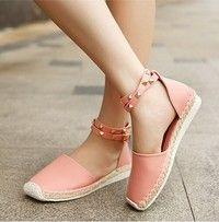 Size: China size 35-43(US 4.5-10) MateriAL:Pu leather