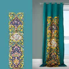 Cu001 dimension: 140x300cm #curtain #Iran #decoration #home #prowall www.prowall.ir