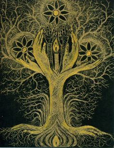 Tree of Life Represents | illustration 10 tree of life with hands