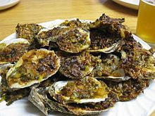 Oh, how I miss the Chesapeake Bay and Chargrilled oysters