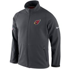 NFL Men's Nike Arizona Cardinals #31 David Johnson Stitched Green Olive Salute To Service KO Performance Hoodie