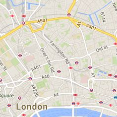 Let's meet and work – places to work in London