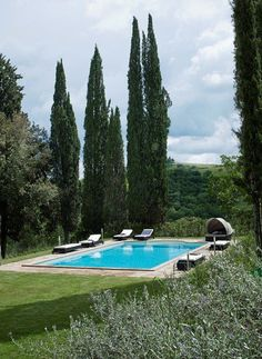 The Travel Files: Villa Vergelle In Tuscany, Italy