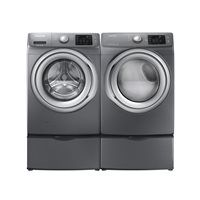 DV42H5200EP/AC-WF42H5200AP/A2 High Efficiency Front-Load Washer & Electric Dryer Set
