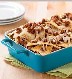 Lasagne-nachos