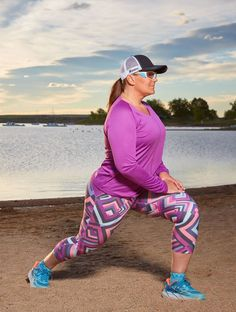 Some Ideas For Trendy Plus Size Workout Clothes Plus Size Yoga, Plus Size Tips, Plus Size Workout, Looks Plus Size, Plus Size Model, Trendy Plus Size, Plus Size Fitness, Outfits For Teens, Plus Size Outfits