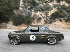 Bid for the chance to own a Modified 1974 BMW 2002 at auction with Bring a Trailer, the home of the best vintage and classic cars online. Bmw 2002, Bmw Classic Cars, Classic Cars Online, Bmw E36, Best Muscle Cars, Bmw Cars, Courses, Custom Cars, Luxury Cars