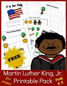 MLK printable pack