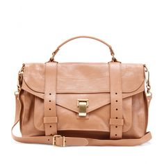 5e8cce8059c1 Proenza Schouler -Satchel tote  kinda my new obsession Brown Satchel