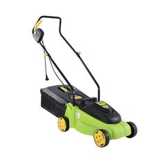 1500 W Electric Lawn Mower Garden Hand-push Reel Mowers Multi Brush Cutter Artificial Grass Trimmer Weeding Machine. Electric House, Weeding, Lawn Mower, Outdoor Power Equipment, Garden Tools, Grass, Hands, Hot, Type