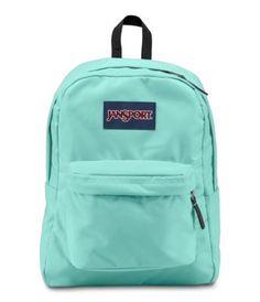 Shop Staples® for Jansport Superbreak Backpack, Purple Night/Mint ...
