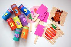 Zabaviť deti nie je ľahká úloha. Skúste im pomôcť v ich tvorivosti a vyrobte si spolu tieto tri jednoduché hry, ktoré nezaťažia vašu peňaženku.