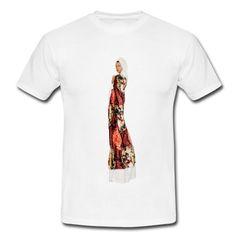 Riesen Frau T-Shirt | 1084243