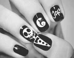 Best Halloween nails.