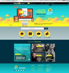 Diseño de web para E-Learning