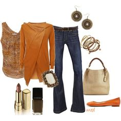 More Orange, created by michelled2711