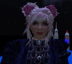 eMMeLiNe PaNKHuRST - my first SL avatar