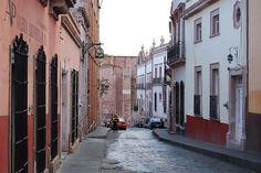 Calle de Zacatecas (Autor: Rodriguez de Alba)
