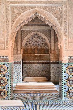Marakesz, jedno z największych miast Maroka, zachwyca niecodzienną architekturą. Odkrywaj świat z #Big-Active http://www.big-active.pl/