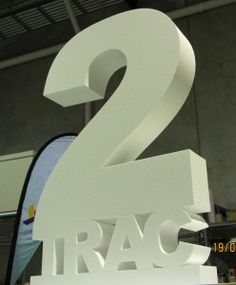 Maximum Visual Impact For Your Brand Styrofoam Letters, Styrofoam Crafts, Plastic Letters, 3d Letters, Glitter Letters, Melbourne, 3d Signs, Free Standing Letters, Letter Form