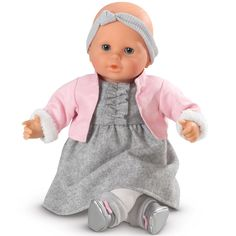 "Corolle Baby Doll Mon Bébé Classique Valentine Baby Doll  14""  3 yrs + #Corolle #Dolls"