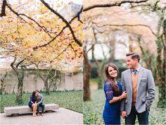 Arielle & Brett | Art Institute of Chicago Engagement Session