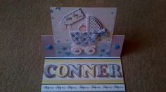 Personalized New Baby card