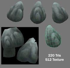 Rawk - Post any rocks you make here! - Page 13 - Polycount Forum: