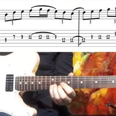 #ThomasBerglundInstalick no 31 New lick with triplets and a bending tones in the key of E minor dorian. It's always good to expire bending tones in the different scales.  #guitarist #guitare #guitarra #guitar #guitarlessons #guitarsolo #guitarlicks #elect